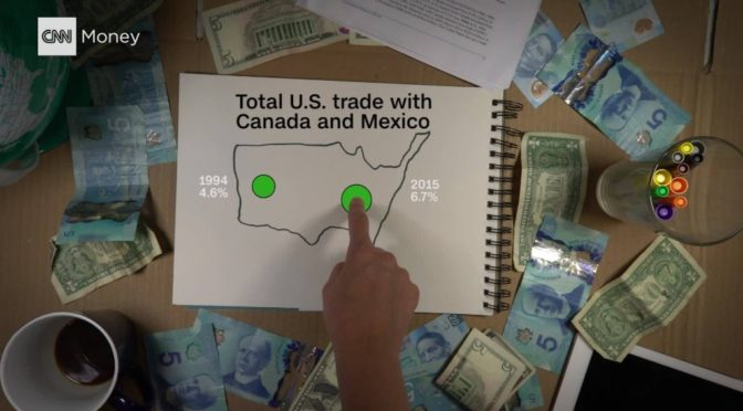 Round 1 of NAFTA talks is over. What's next?