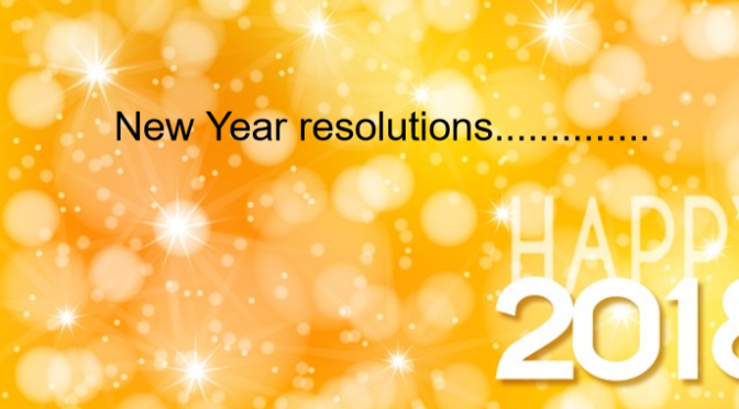 New Year's Resolutions and Organization: See Success